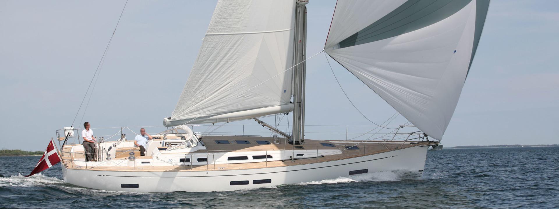 X Yachts - Xc50