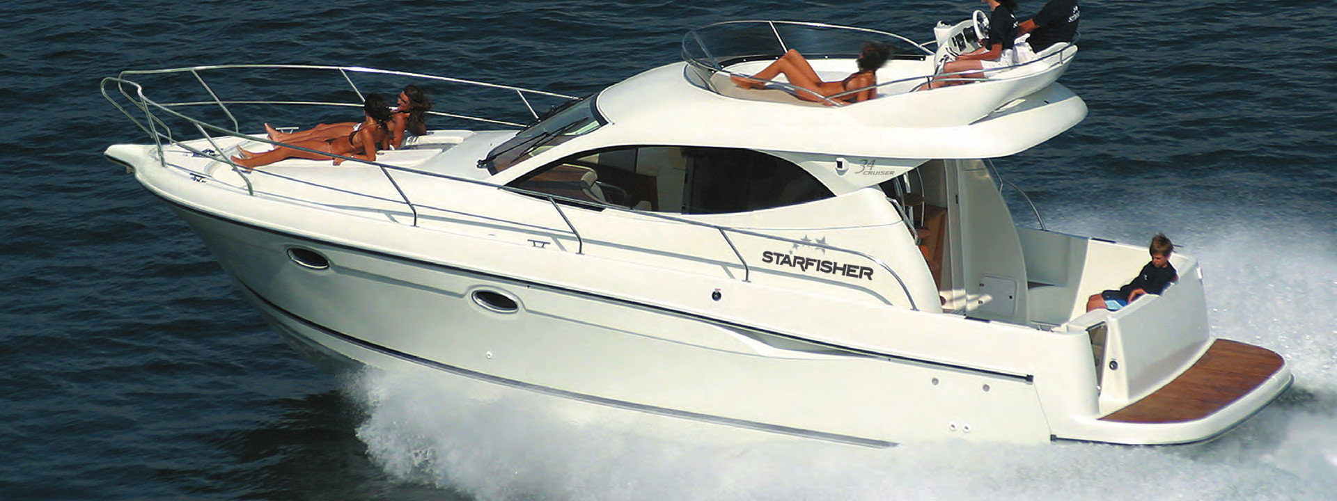 Starfisher Boats - ST34