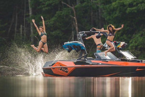 Axis Boats - T22