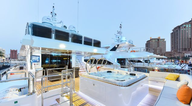 Majesty Yachts - 125