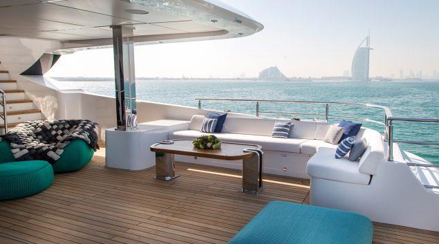 Majesty Yachts - 140