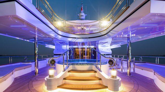 Majesty Yachts - 155