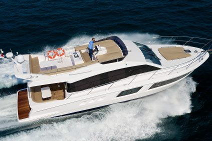 Majesty Yachts - 48
