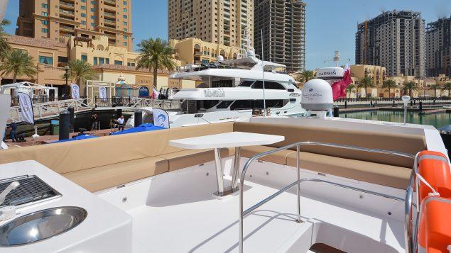 Majesty Yachts - 48