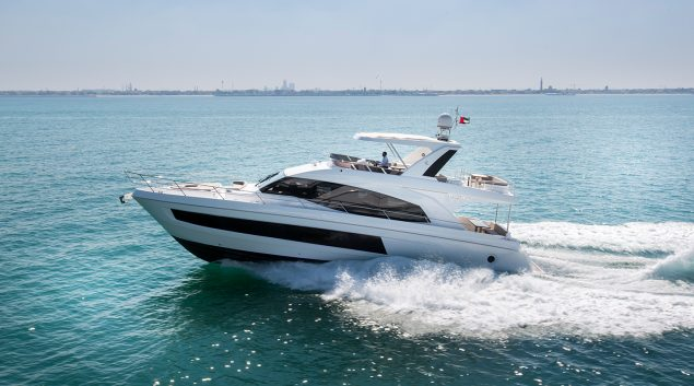 Majesty Yachts - 62