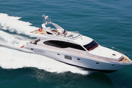 Majesty Yachts - 70