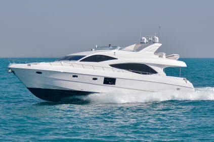 Majesty Yachts - 77