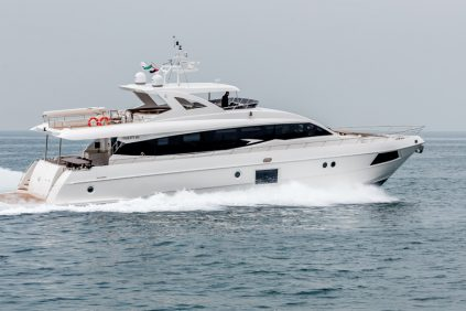 Majesty Yachts - 90