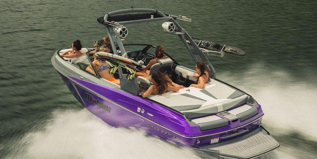Malibu Boats - 20 VTX