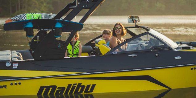 Malibu Boats - 21 VLX