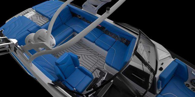 Malibu Boats - 22 MXZ