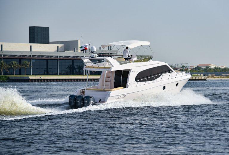 Oryx Yachts - 43 Fly