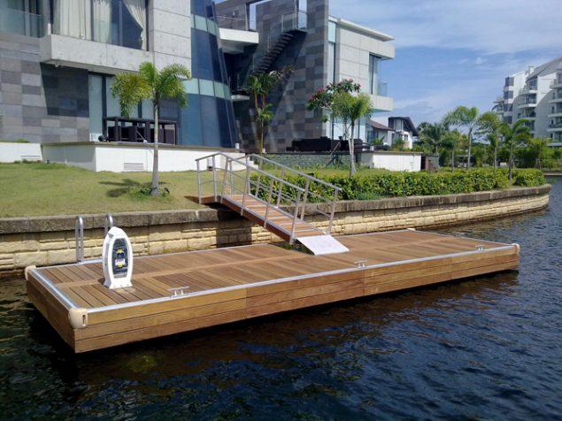 Poralu Marine – Decking