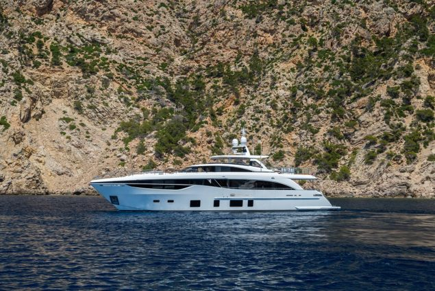 Princess Yachts - 35M