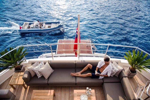 Princess Yachts - 40M