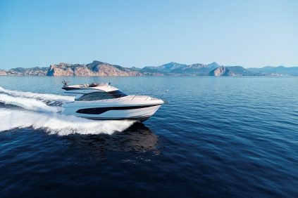 Princess Yachts - F45