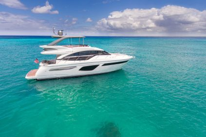 Princess Yachts - F55