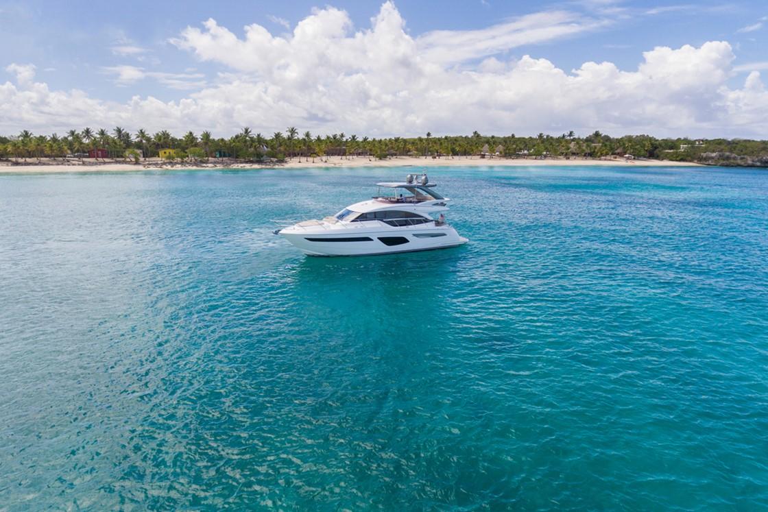 Princess Yachts - F55 - Unicomp Ambarcatiuni