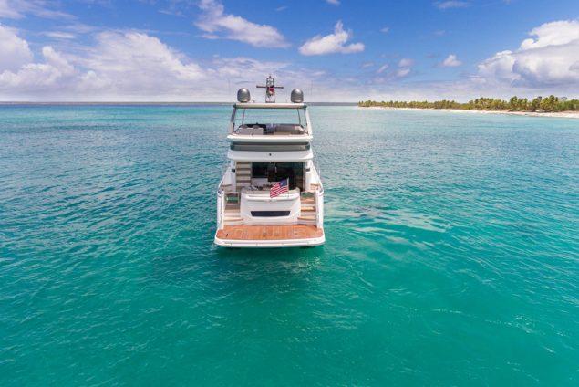 Princess Yachts - F55