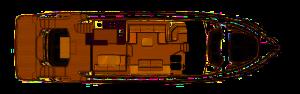 Princess Yachts - F62