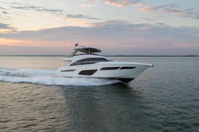 Princess Yachts - F70