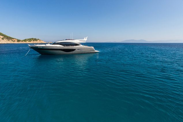 Princess Yachts - S78