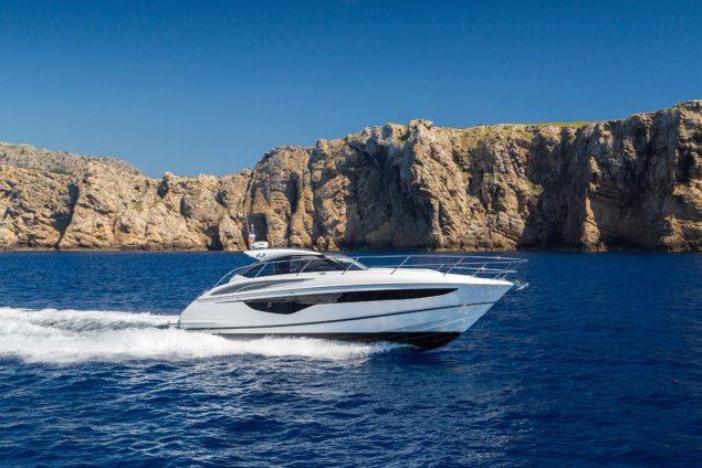Princess Yachts - V40