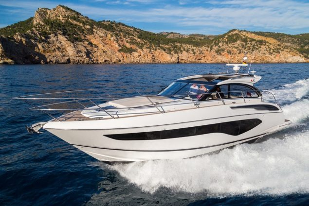 Princess Yachts - V50