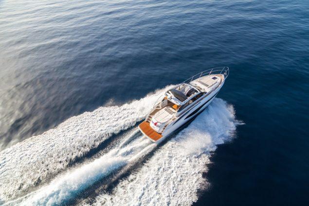 Princess Yachts - V50