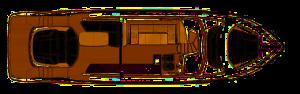 Princess Yachts - V55