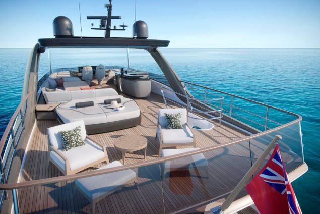 Princess Yachts - Y85 Motor Yacht