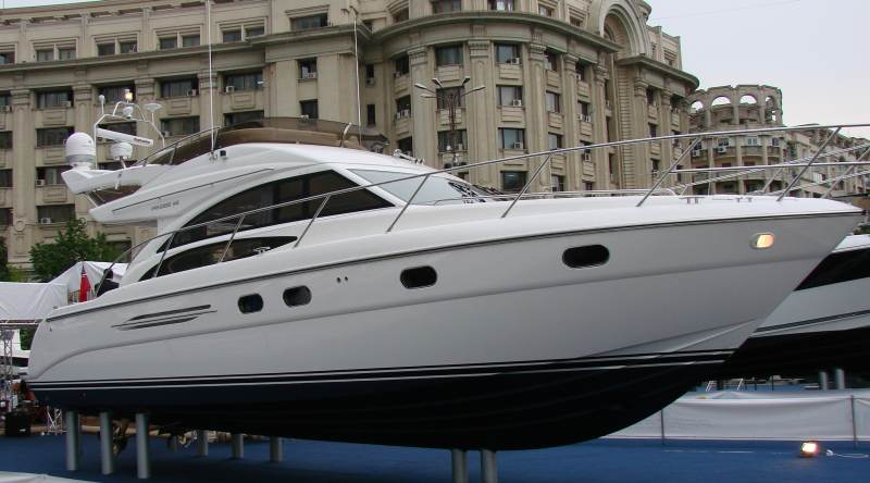 Romanian Boat Show-2008