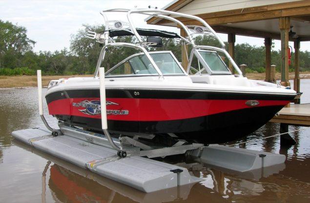 Sunstream Boats Lifts – Floatlift