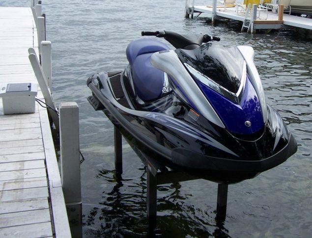 Sunstream Boats Lifts – Sunlift Mini