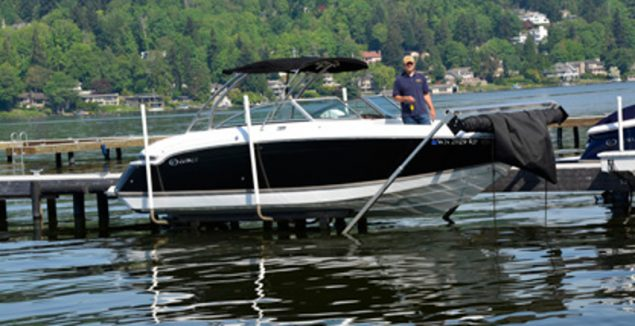 Sunstream Boats Lifts – Swiftshield A