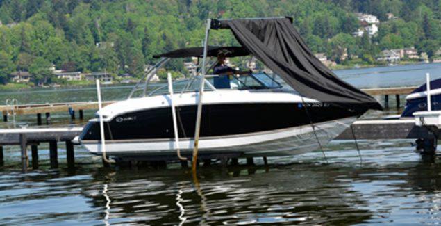 Sunstream Boats Lifts – Swiftshield A