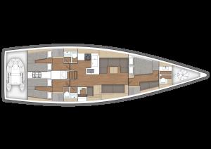 X-Yachts - Xp 55