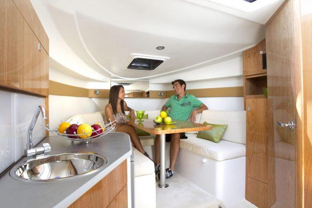 Starfisher - Cancun 260 Cabin