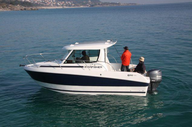 Starfisher - ST650 OBS