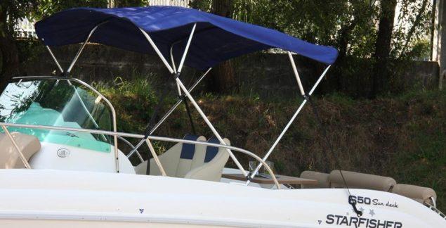 Starfisher - ST650 SUNDECK