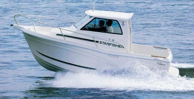 Starfisher - ST670