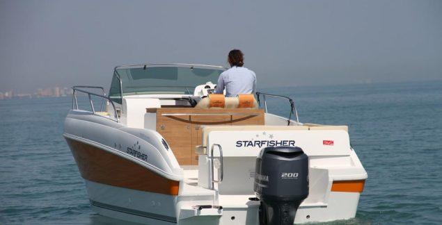 Starfisher - ST790 SUNDECK