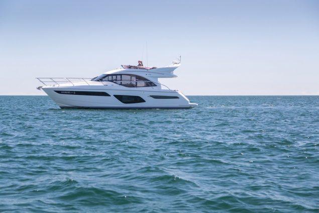 Princess Yachts - F50